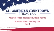 All American Countdown - Friday 8/30