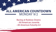 All American Countdown - Monday. 9/2