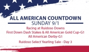 All American Countdown – Sunday, 9/1