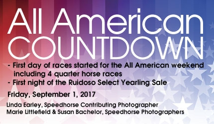 All American Countdown, Friday, September 1, 2017