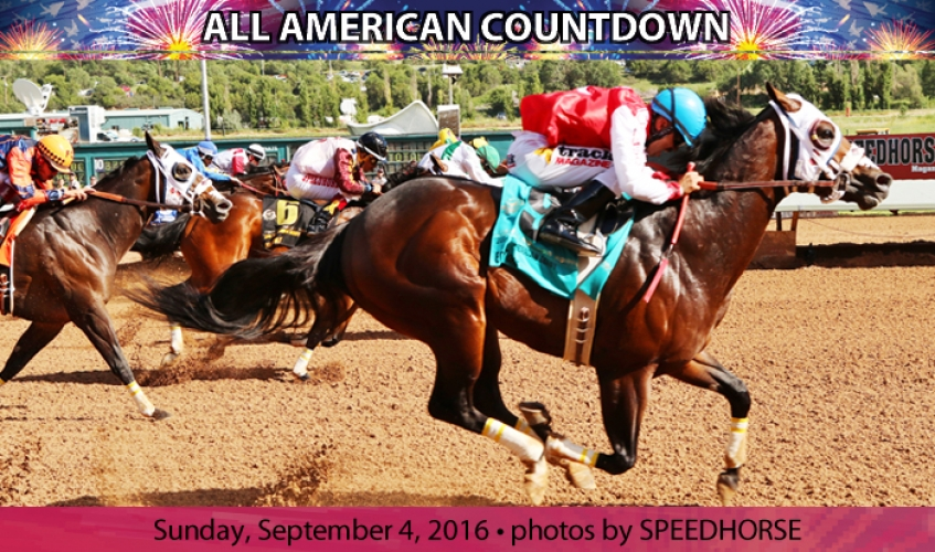 american horse racing results