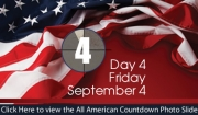 All American Weekend - Day 4 - Friday, September 4