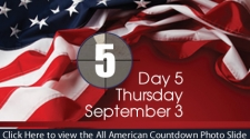 All American Weekend - Day 5 - Thursday, Evening