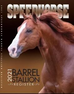 2021 Barrel Stallion Register