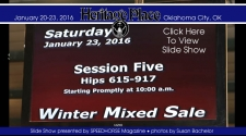 Heritage Place Winter Mixed Sale Saturday Slide Show