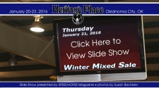 Heritage Place Winter Mixed Sale Thursday Slide Show