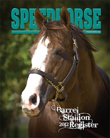 2012 Barrel Stallion Register