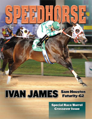 Speedhorse Magazine May 2015