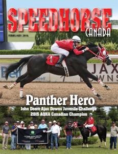 Current Speedhorse Canada Magazine