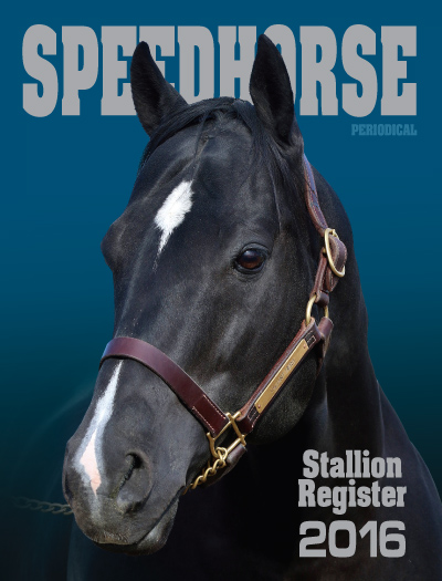 2016 Speedhorse Stallion Register