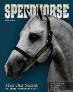 Current Speedhorse Magazine