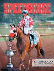 Current Speedhorse Magazine