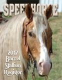 2017 Barrel Stallion Register