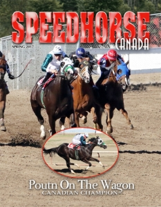 Current Speedhorse Canada Magazine
