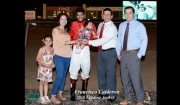 Leading Jockey, Trainer and Owner of the Meet Titles Were Presented at Sam Houston Race Park