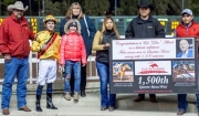 Ed Allred Becomes First Owner in History to Have 1,500 QH Wins
