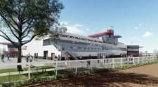 Canada's Newest Track Opens for Live Racing in April