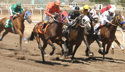 Racing Returns to Cochise County Fairground May 18-19