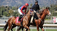 De Alba Saddles First Starter at Santa Anita