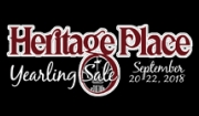 Heritage Place Yearling Sale