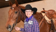 High Valor Voted Barrel Horse of the Year