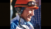 Preview of Jacky Martin Statue on Labor Day at Ruidoso Downs