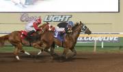 James Flores Rides 3 More Winners Saturday at Remington Park