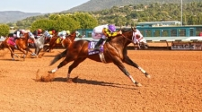 2-Time World Champion Arrives at Ruidoso Downs