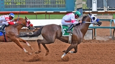 Midday News Wins Shake for All American Derby