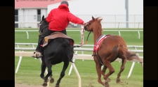 Outriders Provide Safety During Races at Indiana Grand Racing & Casino