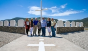 Ruidoso Downs Dedicates New Prayer Garden