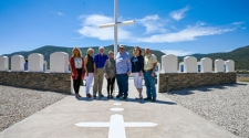 Ruidoso Downs Dedicates New Prayer Garden