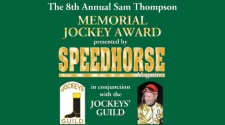 Sam Thompson Memorial Jockey Award Nominees