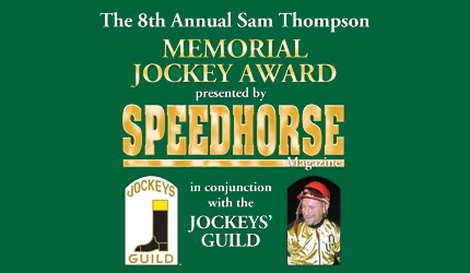 Sam Thompson Memorial Jockey Award Nominees