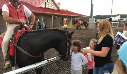 """Empire of Hope"" Showcases Racehorse Aftercare at Indiana Grand"