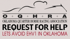 Lets Avoid EHV-1 in Oklahoma
