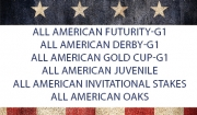All American Futurity, Juvenile and Gold Cup Winners