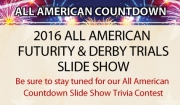 All American Futurity & Derby Trials